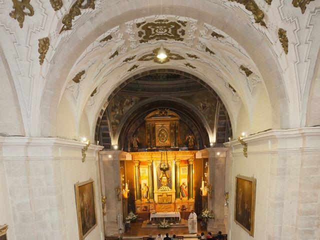 La boda de Javier y Belén en Viloria Del Henar, Valladolid 14