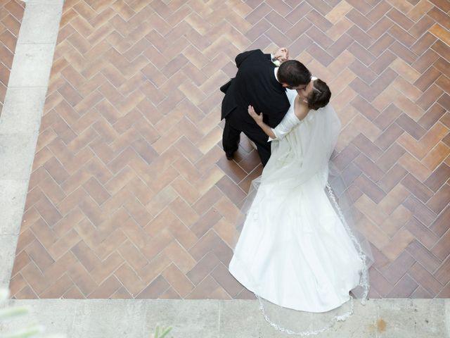 La boda de Javier y Belén en Viloria Del Henar, Valladolid 2