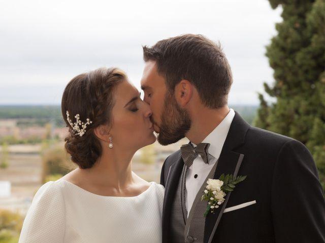 La boda de Javier y Belén en Viloria Del Henar, Valladolid 15