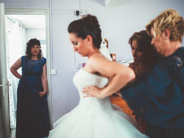 La boda de Adri y Luana en Cambrils, Tarragona 9