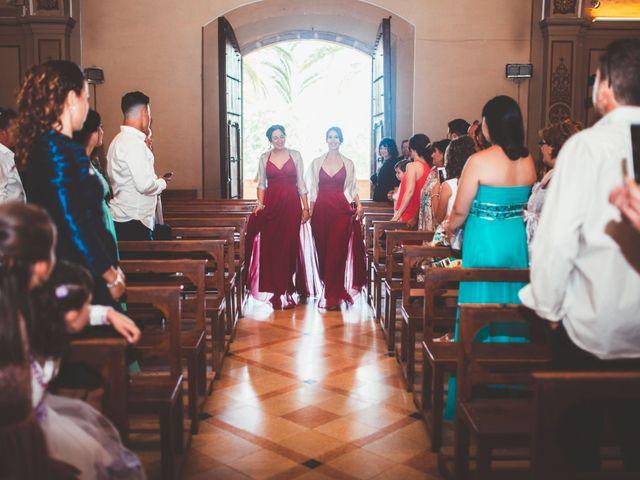 La boda de Adri y Luana en Cambrils, Tarragona 48