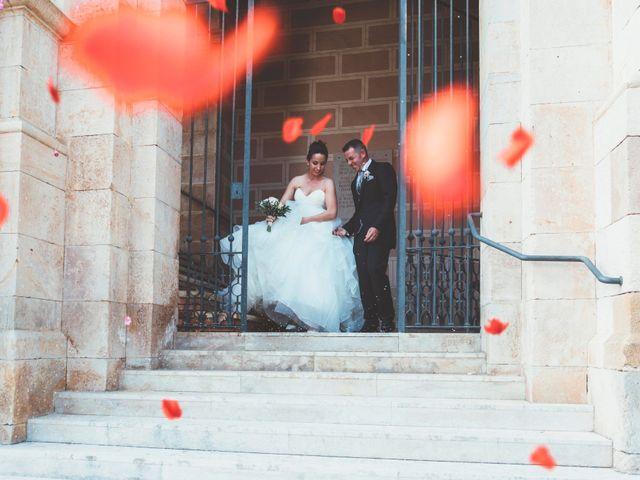 La boda de Adri y Luana en Cambrils, Tarragona 61