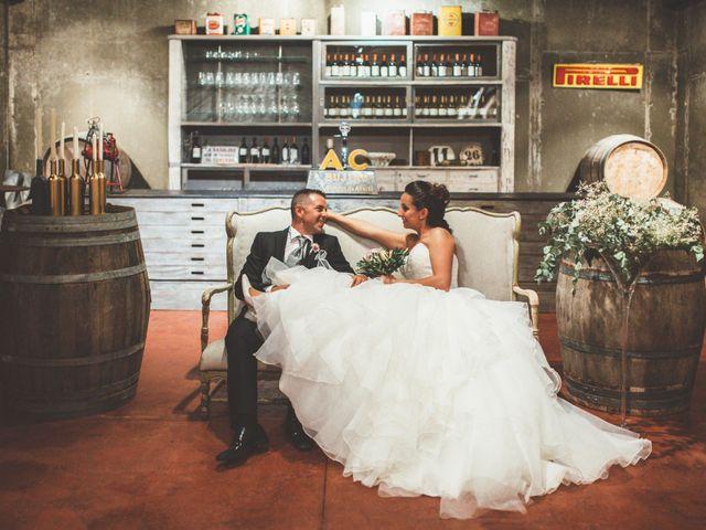 La boda de Luana y Adri