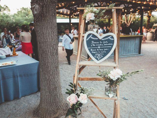 La boda de Adri y Luana en Cambrils, Tarragona 86