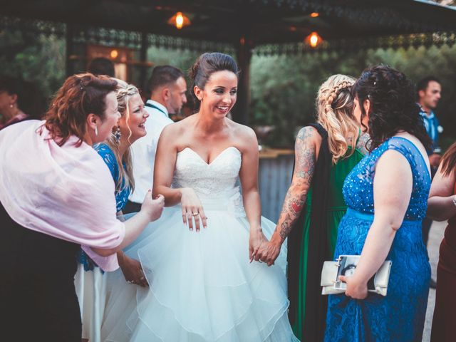 La boda de Adri y Luana en Cambrils, Tarragona 93
