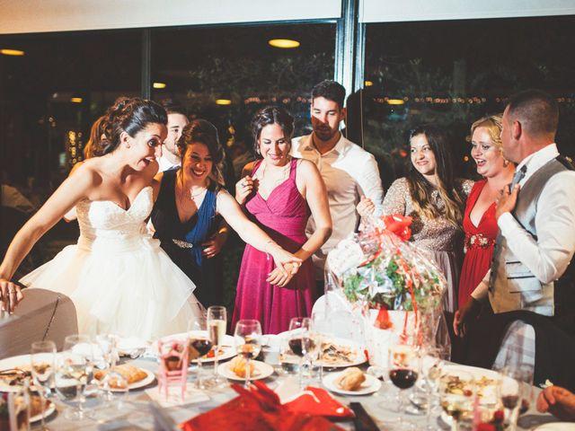 La boda de Adri y Luana en Cambrils, Tarragona 119