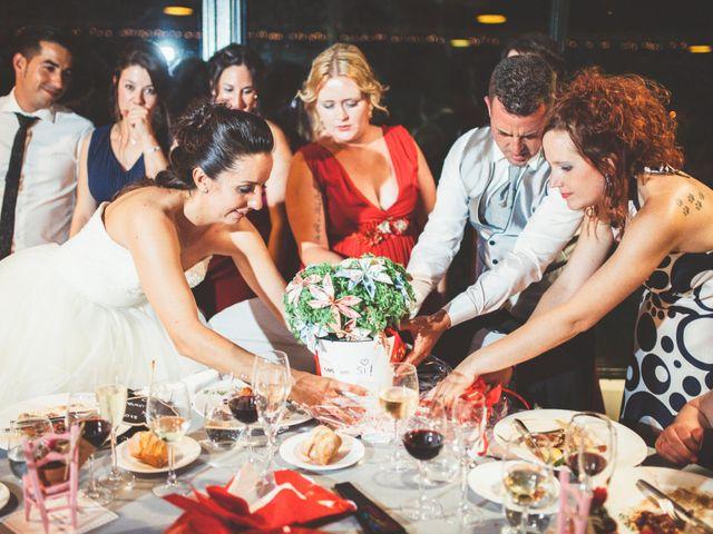 La boda de Adri y Luana en Cambrils, Tarragona 121