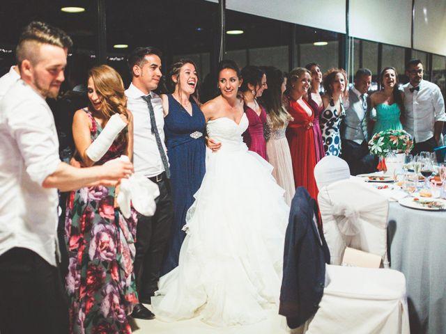 La boda de Adri y Luana en Cambrils, Tarragona 122