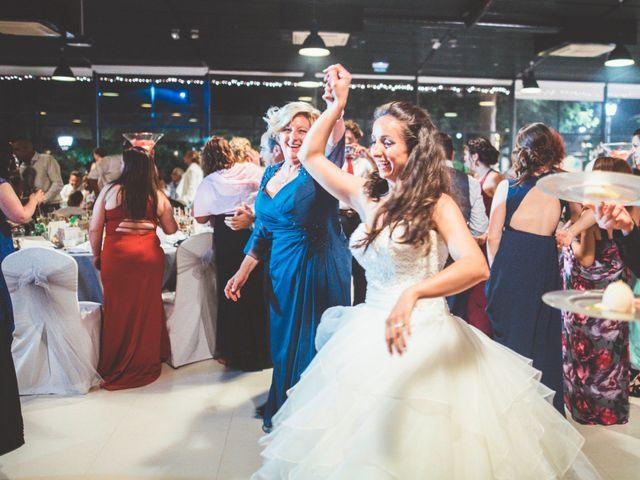 La boda de Adri y Luana en Cambrils, Tarragona 139