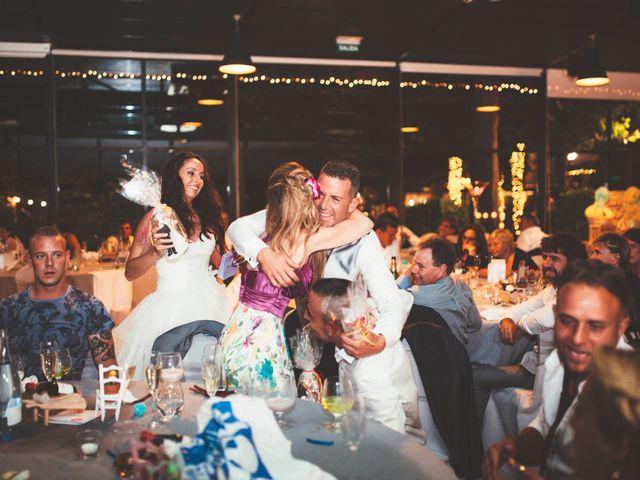 La boda de Adri y Luana en Cambrils, Tarragona 149