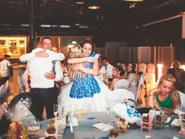 La boda de Adri y Luana en Cambrils, Tarragona 153