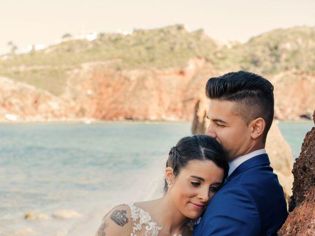 La boda de Inma y Jesús en Los Ramos, Murcia 25