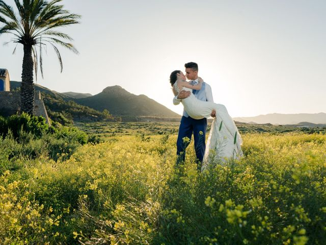La boda de Inma y Jesús en Los Ramos, Murcia 29