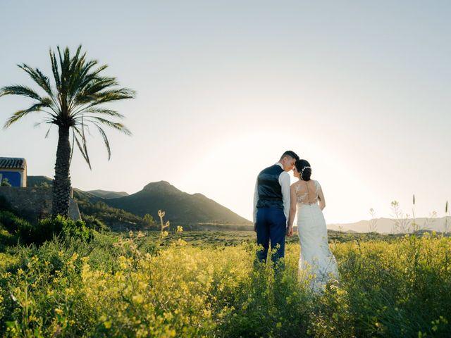 La boda de Inma y Jesús en Los Ramos, Murcia 30