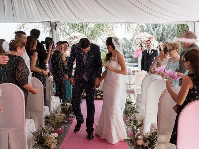 La boda de Inma y Jesús en Los Ramos, Murcia 2