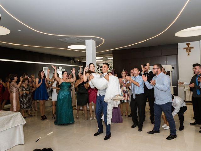 La boda de Inma y Jesús en Los Ramos, Murcia 18