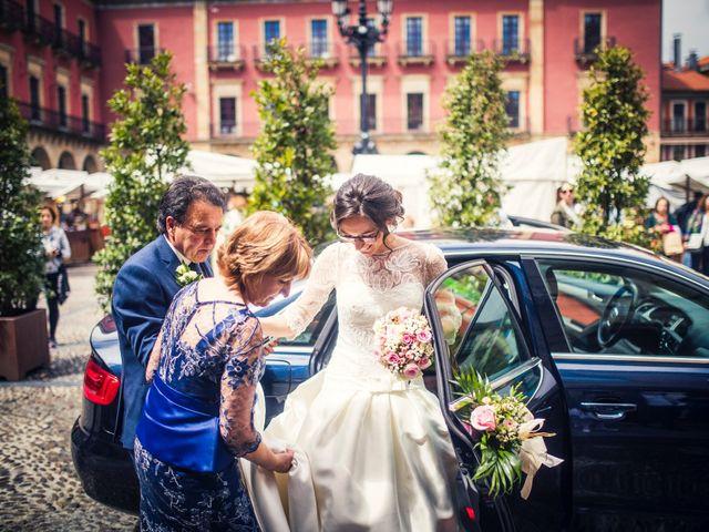 La boda de Aitor y Vero en Cabueñes, Asturias 12