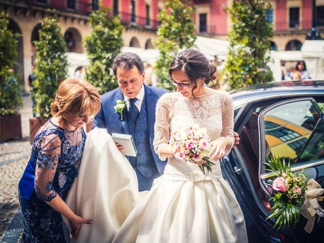 La boda de Aitor y Vero en Cabueñes, Asturias 13