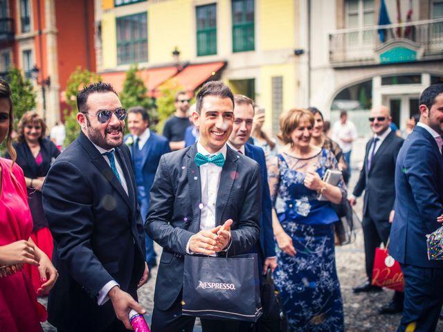 La boda de Aitor y Vero en Cabueñes, Asturias 25