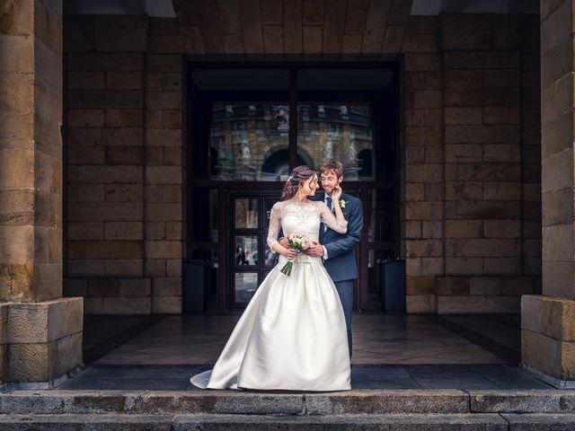 La boda de Aitor y Vero en Cabueñes, Asturias 1