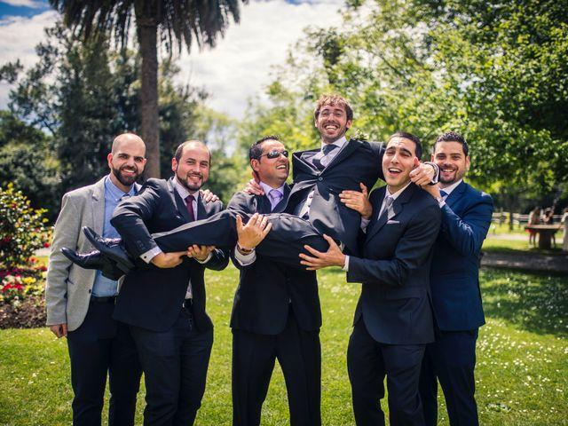 La boda de Aitor y Vero en Cabueñes, Asturias 42