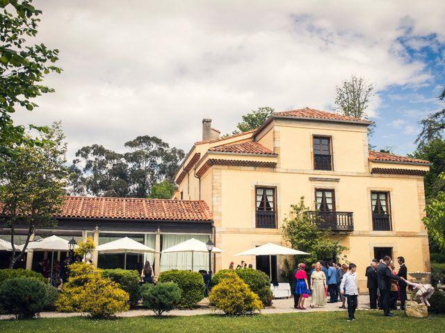 La boda de Aitor y Vero en Cabueñes, Asturias 44