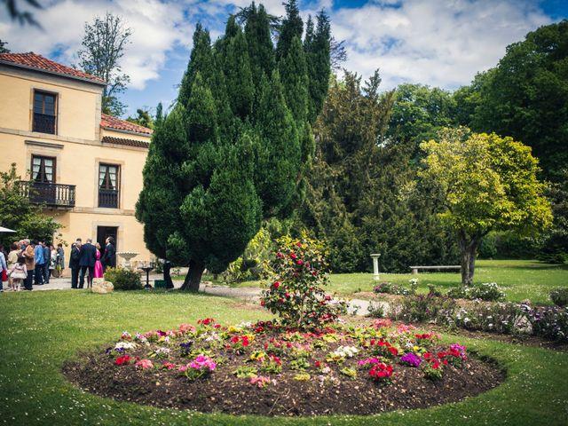 La boda de Aitor y Vero en Cabueñes, Asturias 46