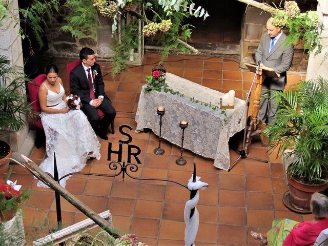 La boda de Javier Bilbao y Mihaela Stavila en Balmaseda, Vizcaya 1