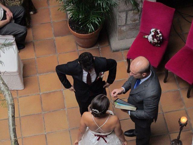 La boda de Javier Bilbao y Mihaela Stavila en Balmaseda, Vizcaya 5