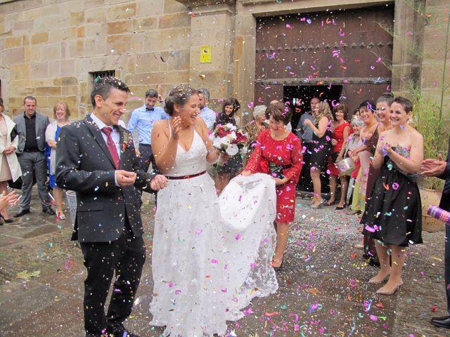 La boda de Javier Bilbao y Mihaela Stavila en Balmaseda, Vizcaya 6
