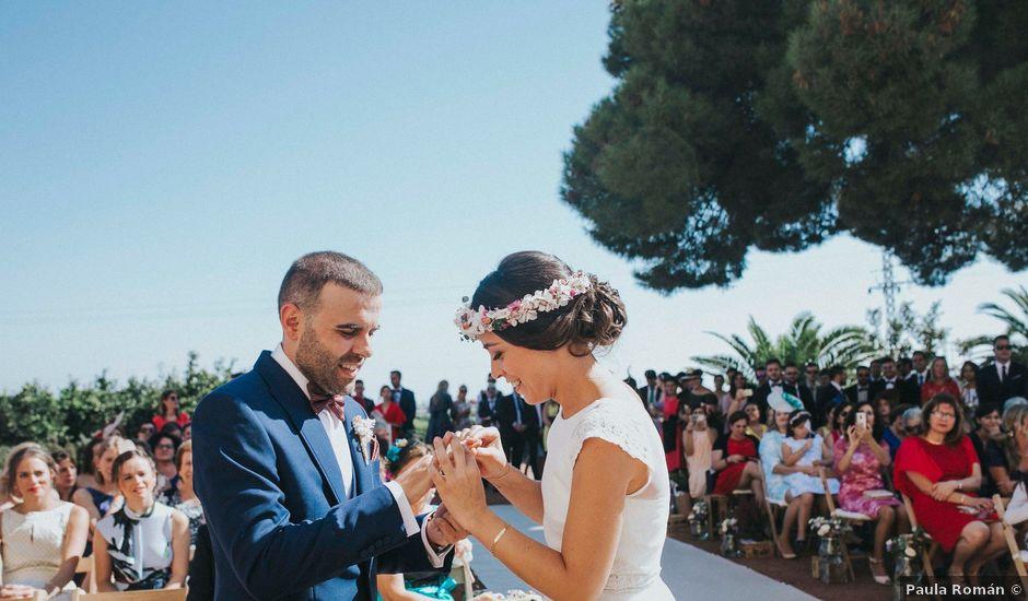 La boda de Ramón y Sandra en Valencia, Valencia