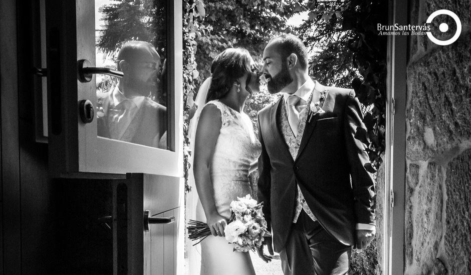 La boda de Rubén y Noelia en Nigran, Pontevedra