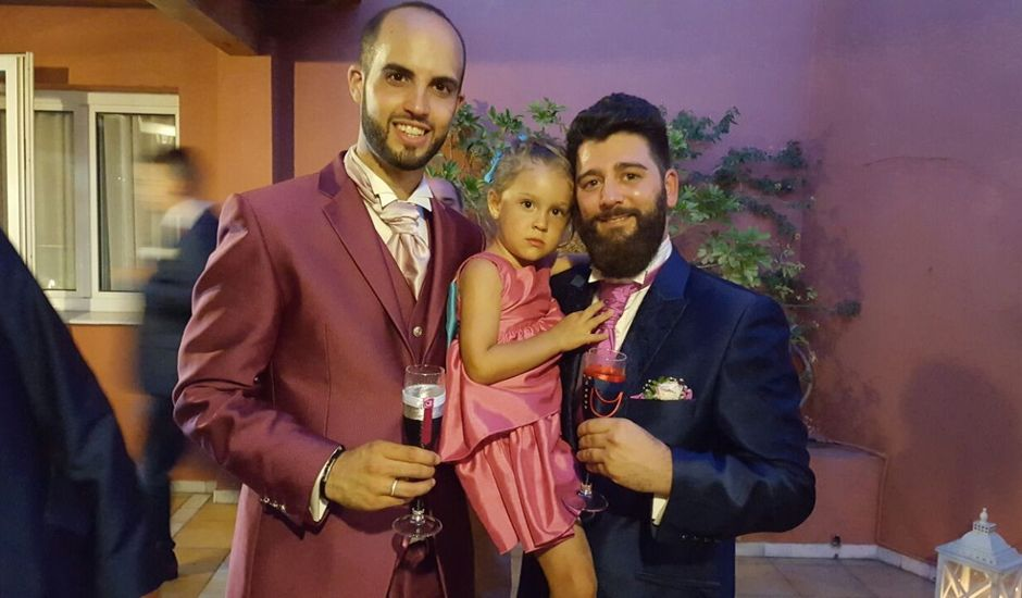 La boda de Paco y Fran en Los Barrios, Cádiz