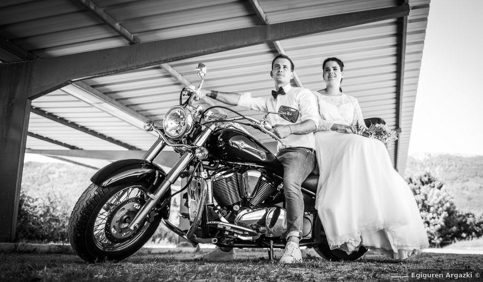 La boda de Josu y Irati en Echarri Aranaz/etxarri Aranatz, Navarra