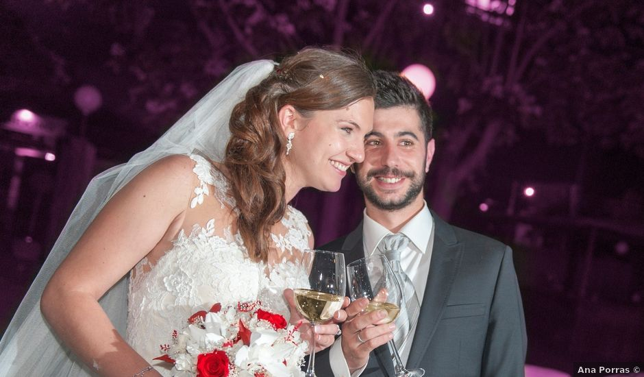 La boda de Antonio y Noelia en Aranjuez, Madrid