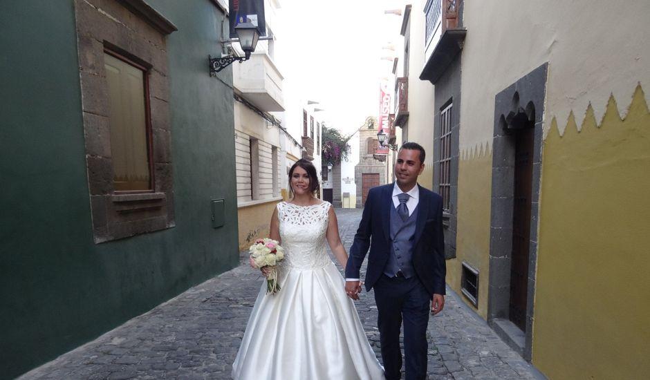 La boda de Ruyman y Judit en Las Palmas De Gran Canaria, Las Palmas