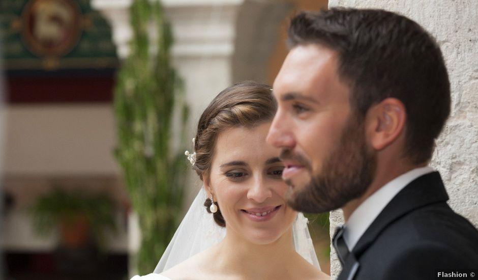 La boda de Javier y Belén en Viloria Del Henar, Valladolid