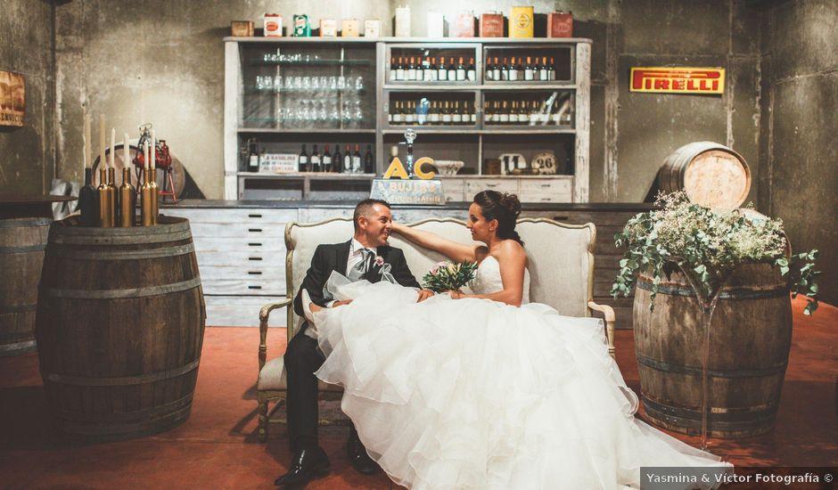La boda de Adri y Luana en Cambrils, Tarragona