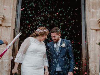 La boda de Borja  y Mª Carmen