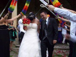 La boda de Sonia y Raúl