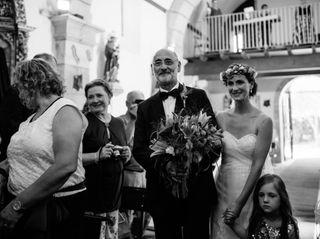 La boda de Evelyn y Frank 1