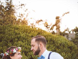 La boda de Evelyn y Frank 2