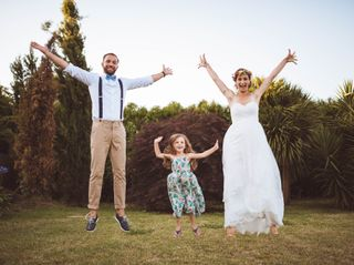 La boda de Evelyn y Frank 3