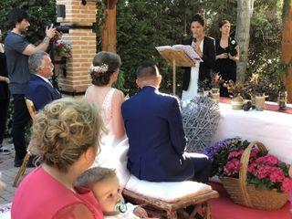 La boda de Sergio y Sara 1