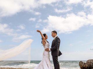 La boda de Susana y Yerai