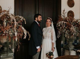 La boda de Lucia y Jose Antonio