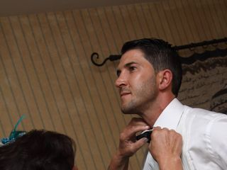 La boda de Gonzalo y Rita 1