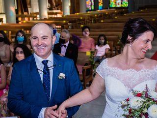 La boda de Pedro y María