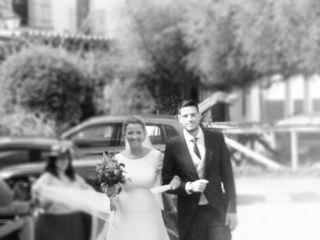 La boda de Mº Jose y Paco 1