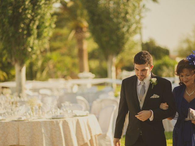 La boda de Jesús y Jaiza en Torre Pacheco, Murcia 6